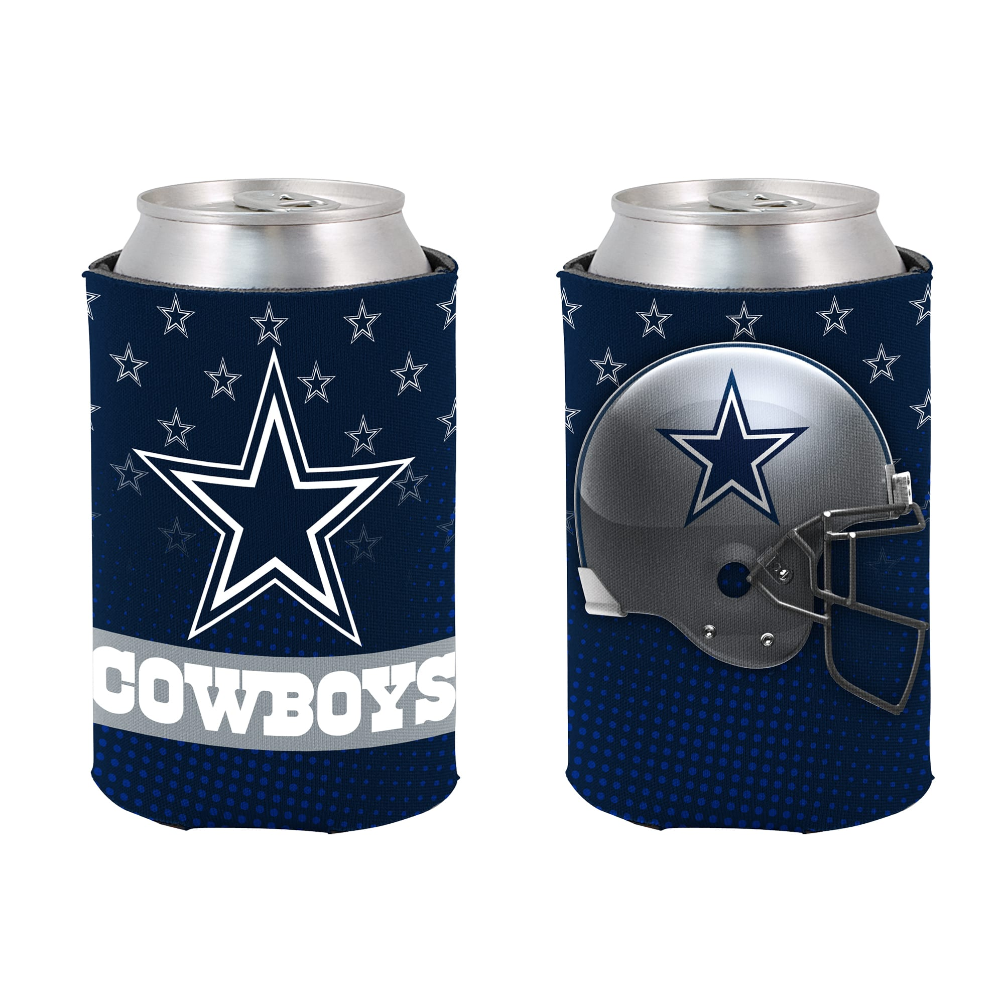 Sports Themed Neoprene Can Holder Wholesale Pak It
