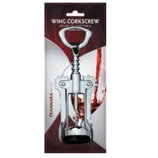 Product: Carded Wing Corkscrew, item #FCWING