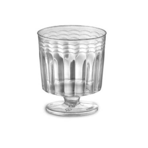Wine Tasting Cups with Pedestal