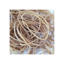 Product: rubber bands; ITEM # RUBR