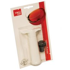 Product: Vacu Vin wine saver, item #VACWS