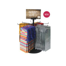 Product: spinning gift bag counter display, item # MGBSPIN