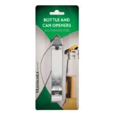 Product: Carded carded Stainless Steel Bottle & Can Opener, item #FCBCO