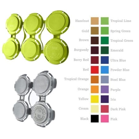 Product: Custom Color Can Clip, Item # CANCLIPCUSTOM