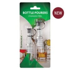 Product: Carded Bottle Pourers, item # FCPOUR2