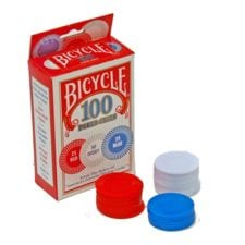Product: Bicycle Poker Chips; ITEM # POKERC