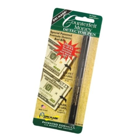 Product: Counterfeit Money Detector Marker; ITEM #MARKER