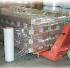 Product: Pallet Stretch Wrap; ITEM # PW4
