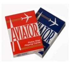 Aviator Playing Cards; ITEM #PCARD-AV
