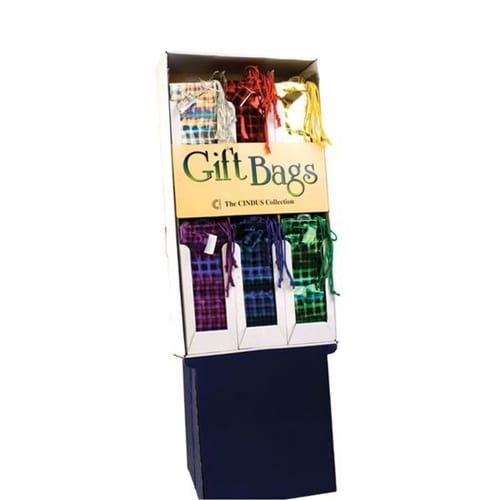 Product: gift bag floor display, item # MGBDISPLAY