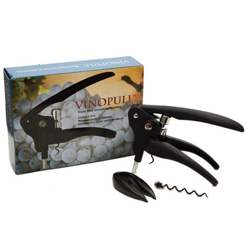 Product: VinoPull Wine Bottle Opener Gift Set, item # owbo-vino