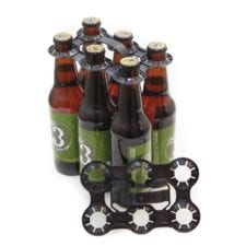 Product: Longneck Beer Bottle Carrier, Item # PAK-6LONG