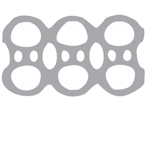 perforated plastic 6 pack rings for soda cans pak it products