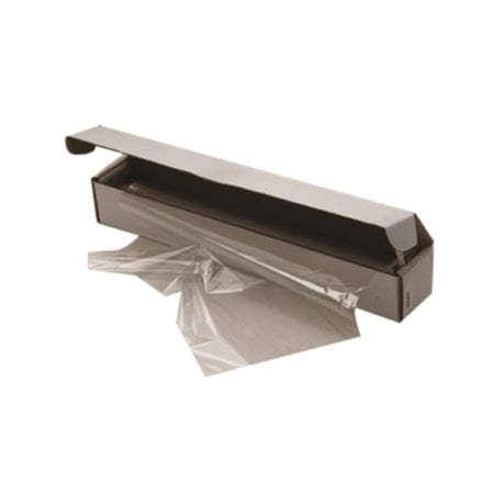 "Product: 18"" Tubular Shrink Wrap, Item # TS18"