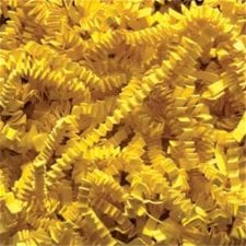 Yellow Crinkle Cut Shredded Basket Filler